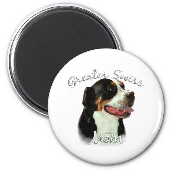 Greater Swiss Mountain Dog Mum 2 Magnet
