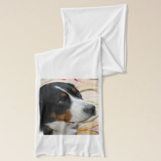 Greater Swiss Mountain Dog Scarf