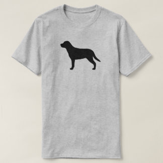 Greater Swiss Mountain Dog SIlhouette T-Shirt