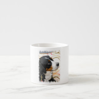 Greater Swiss Mountain Dog Specialty Mug Espresso Cups
