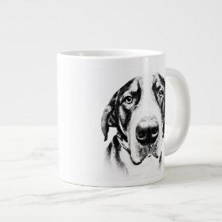 Greater Swiss Mountain Dog Jumbo Mug