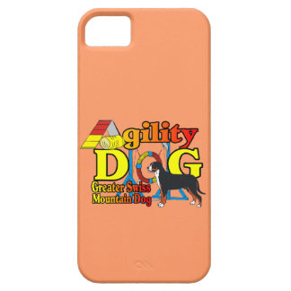 Greater Swiss Mtn Dog Agility iPhone 5 Cover
