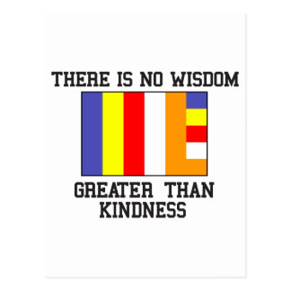 Greater Than Kindness Postcard
