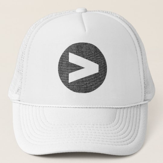 Greater Than Logo Hat