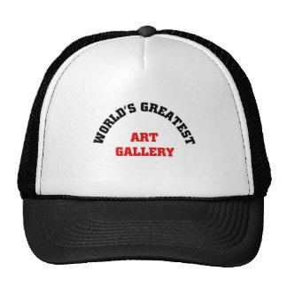 Greatest Art Gallery Trucker Hats