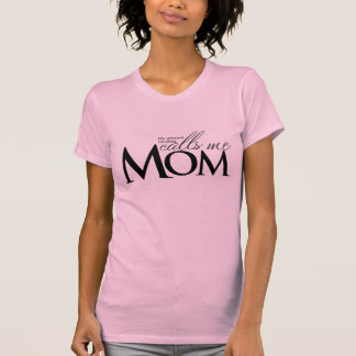 Greatest Blessing Calls Me Mom T-Shirt