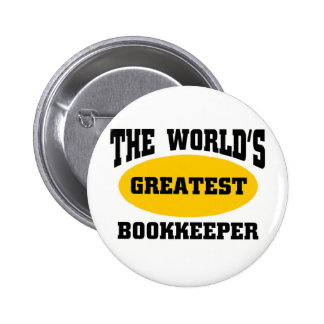GREATEST BOOKKEEPER BUTTONS