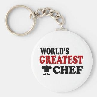 GREATEST CHEF KEY CHAINS