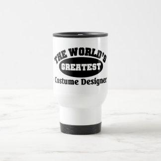Greatest Costume Designer Stainless Steel Travel Mug