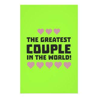 Greatest Couple Love Zg5qi 14 Cm X 21.5 Cm Flyer