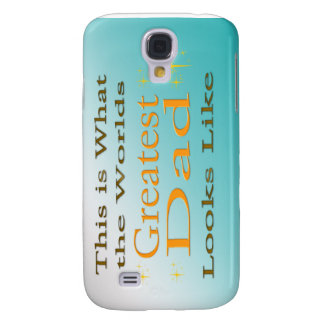 Greatest Dad - Father's Day  Galaxy S4 Case