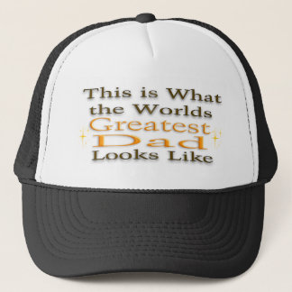 Greatest Dad - Father's Day Hat
