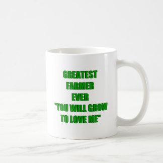 Greatest Farmer Ever Coffee Mug