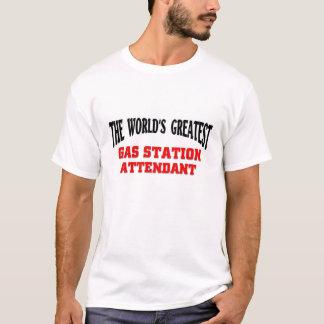 Greatest Gas Station Attendant T-Shirt