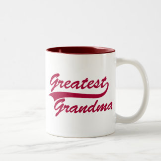 Greatest Grandma Coffee Mug
