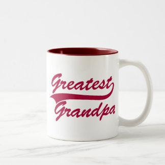 Greatest Grandpa Mugs