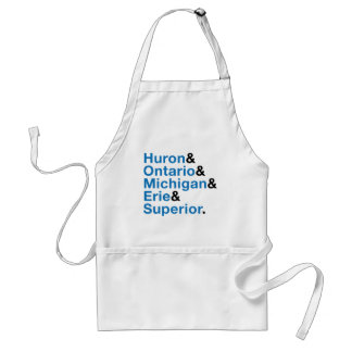 Greatest Lakes Standard Apron
