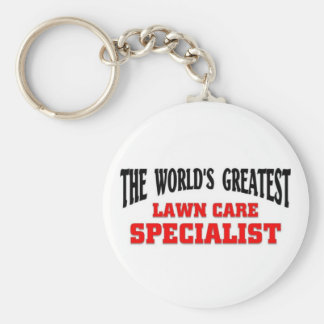 Greatest Law Care Specialist Keychain