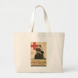 Greatest Mother World War II Bag