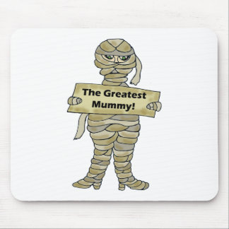 Greatest Mummy Mouse Pad