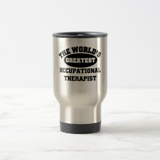 Greatest Occupational Therapist Stainless Steel Travel Mug