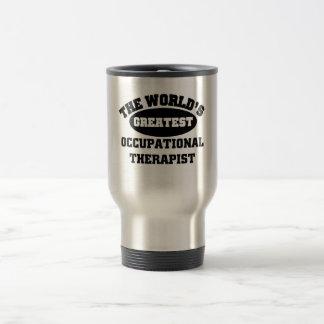 Greatest Occupational Therapist Travel Mug