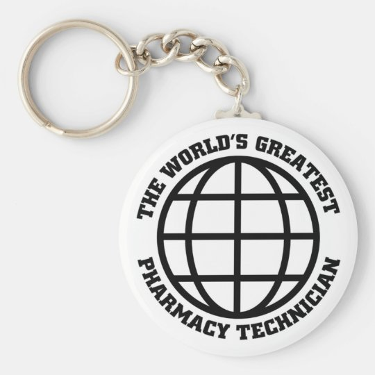 Greatest pharmacy Assistant Key Ring