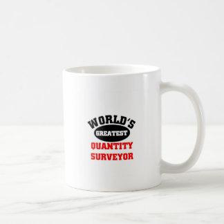 Greatest Quantity Surveyor Coffee Mug