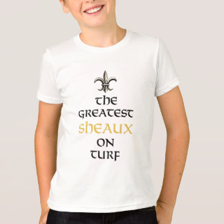 GREATEST SHEAUX ON TURF NEW ORLEANS SAINTS 2009 T-Shirt