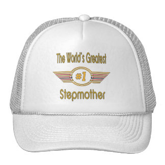 Greatest Stepmother Hats