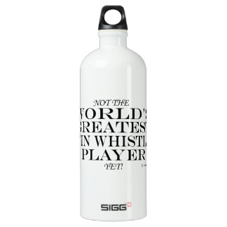 Greatest Tin Whistle Player Yet SIGG Traveller 1.0L Water Bottle