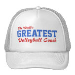 Greatest Volleyball Coach Mesh Hat