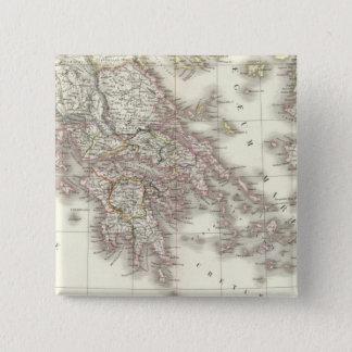 Grece ancienne - Ancient Greece 15 Cm Square Badge