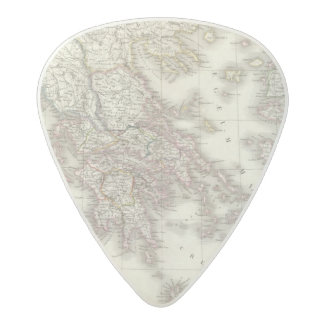 Grece ancienne - Ancient Greece Acetal Guitar Pick