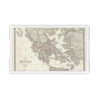 Grece ancienne - Ancient Greece Acrylic Tray