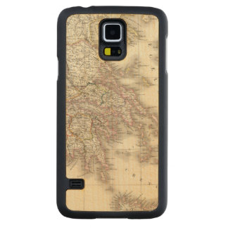 Grece ancienne - Ancient Greece Carved Maple Galaxy S5 Case