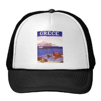grece Greece Mesh Hat