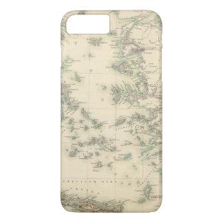 Grecian Archipelago, ancient iPhone 8 Plus/7 Plus Case