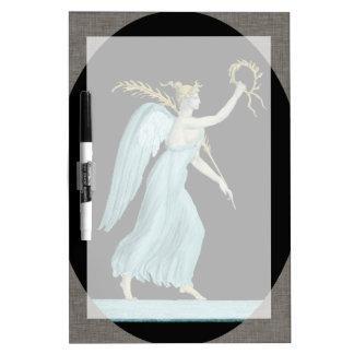 Grecian Beauty II Dry Erase Board