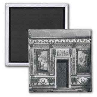 Grecian salon, from 'Architectural Square Magnet