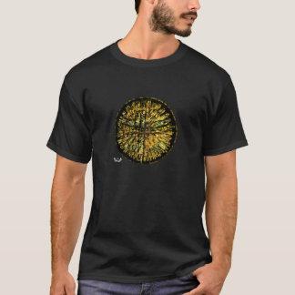 Greeball Yellow with white logo T-Shirt