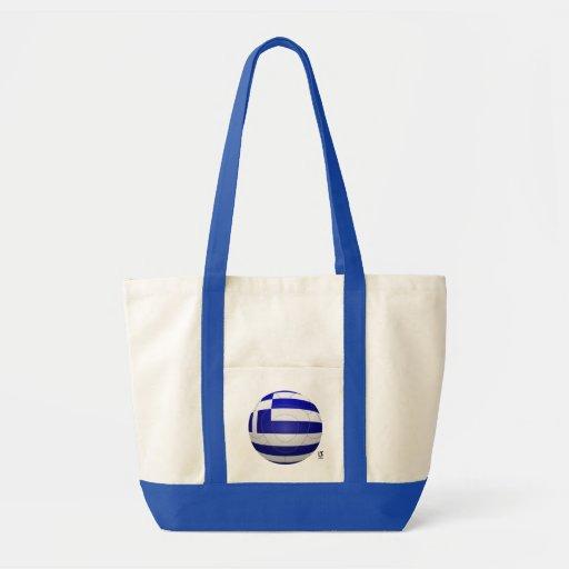 Greece - ΕΛΛΑΔΟΣ Football Bag