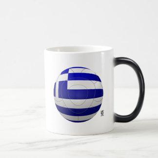 Greece - ΕΛΛΑΔΟΣ Football Magic Mug