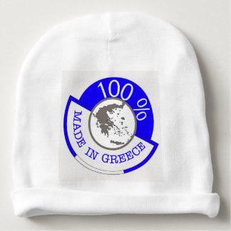 GREECE 100% CREST BABY BEANIE