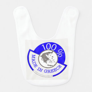 GREECE 100% CREST BIB