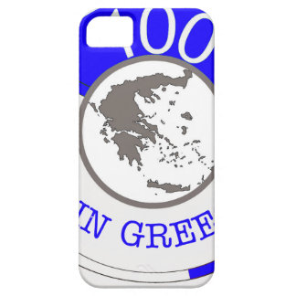 GREECE 100% CREST iPhone 5 COVER