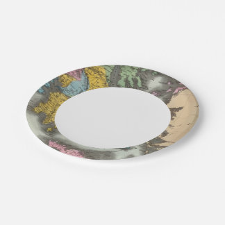 Greece 2 7 inch paper plate