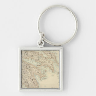 Greece 3 key ring