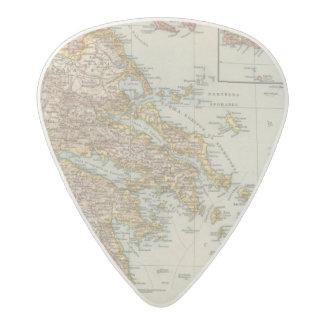 Greece 4 2 acetal guitar pick