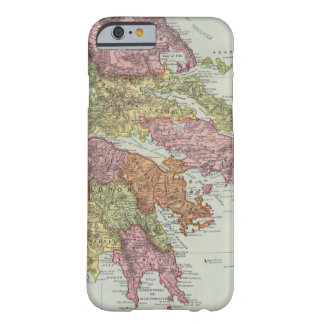 Greece 4 2 barely there iPhone 6 case